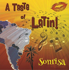 A Taste of Latin album cover