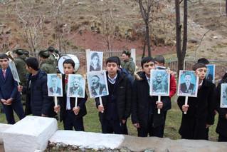 В Таджикистане прошла акция «Дорога памяти»