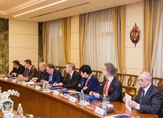 Заседание Общественного совета...