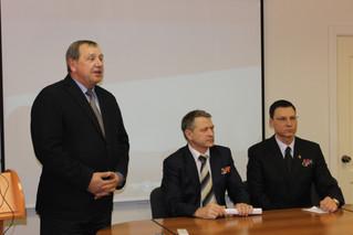 Участие РОО Ветераны ВКР в...