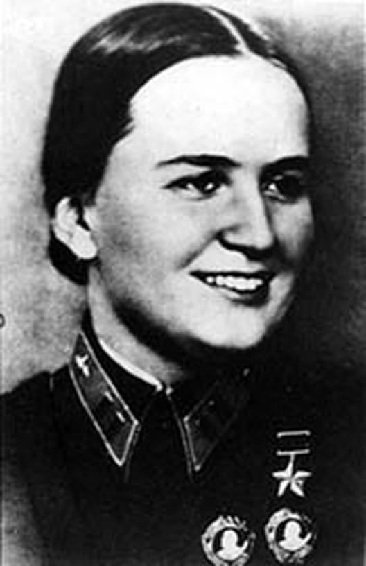 Раскова Марина Михайловна