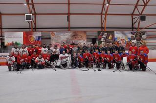 Хоккейный турнир в честь «Афганцев»