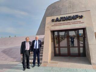 Семинар по обмену опытом в республике Казахстан