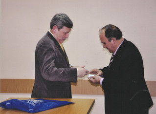 Встреча с писателем Бондаренко А.Ю. (Фитин)