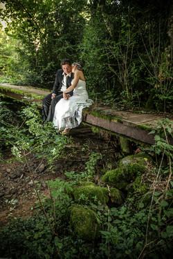 Shooting des mariés