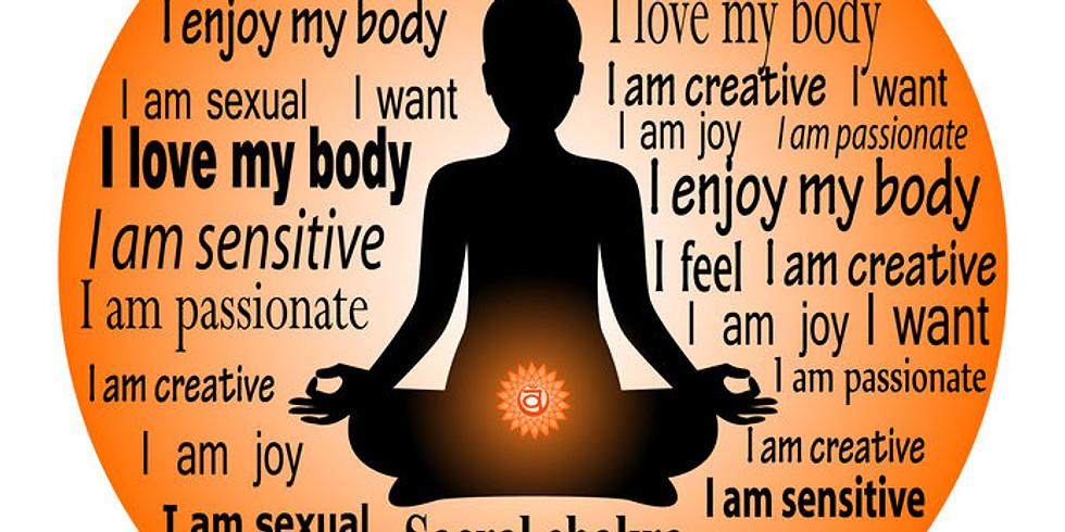 The Human Chakra System - Sacral Chakra