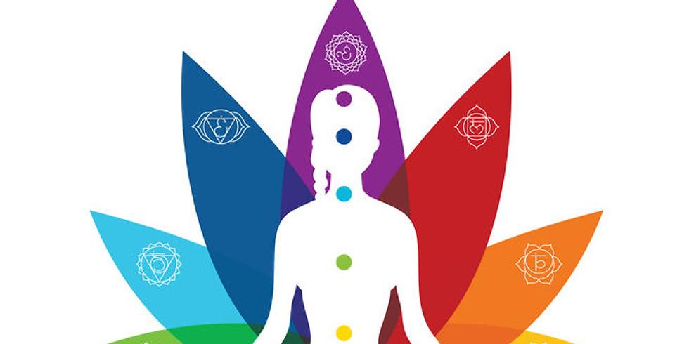 Journey Through the Chakras - Heart chakra, Soul Star Chakra, Earth Star Chakra