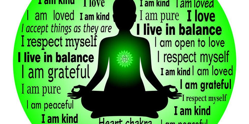 The Human Chakra System - HeartChakra