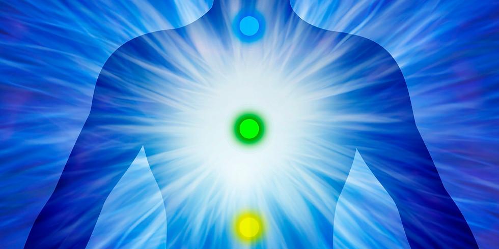 Heaven & Earth Energy Healing - Class and Acitvation