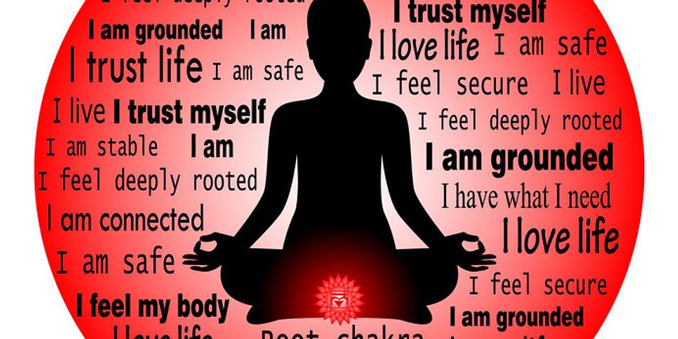 The Human Chakra System - Root Chakra