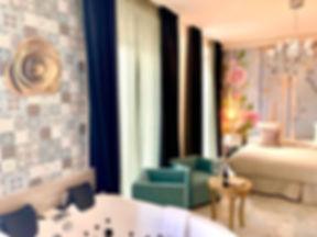 Hotel con jacuzzi en la habitacion