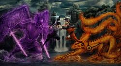 Naruto v Sasuke