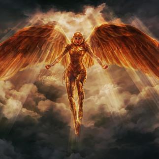 Wonder Woman Golden Eagle