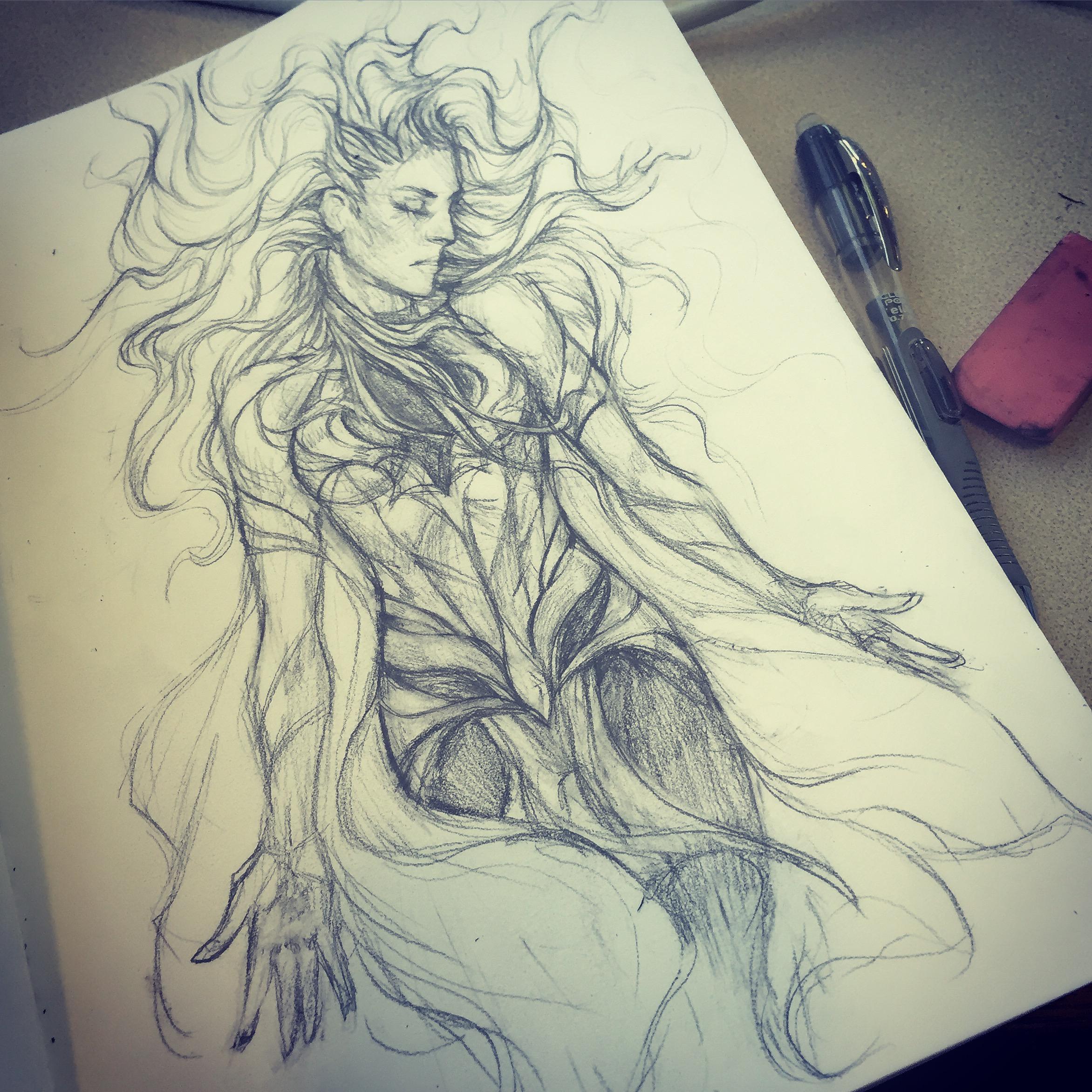 Avanti Sketch