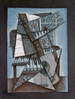 Music Cubism