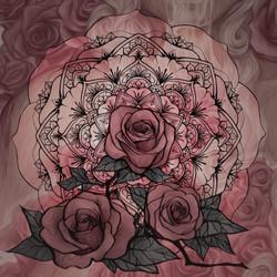 rosemandalacolor
