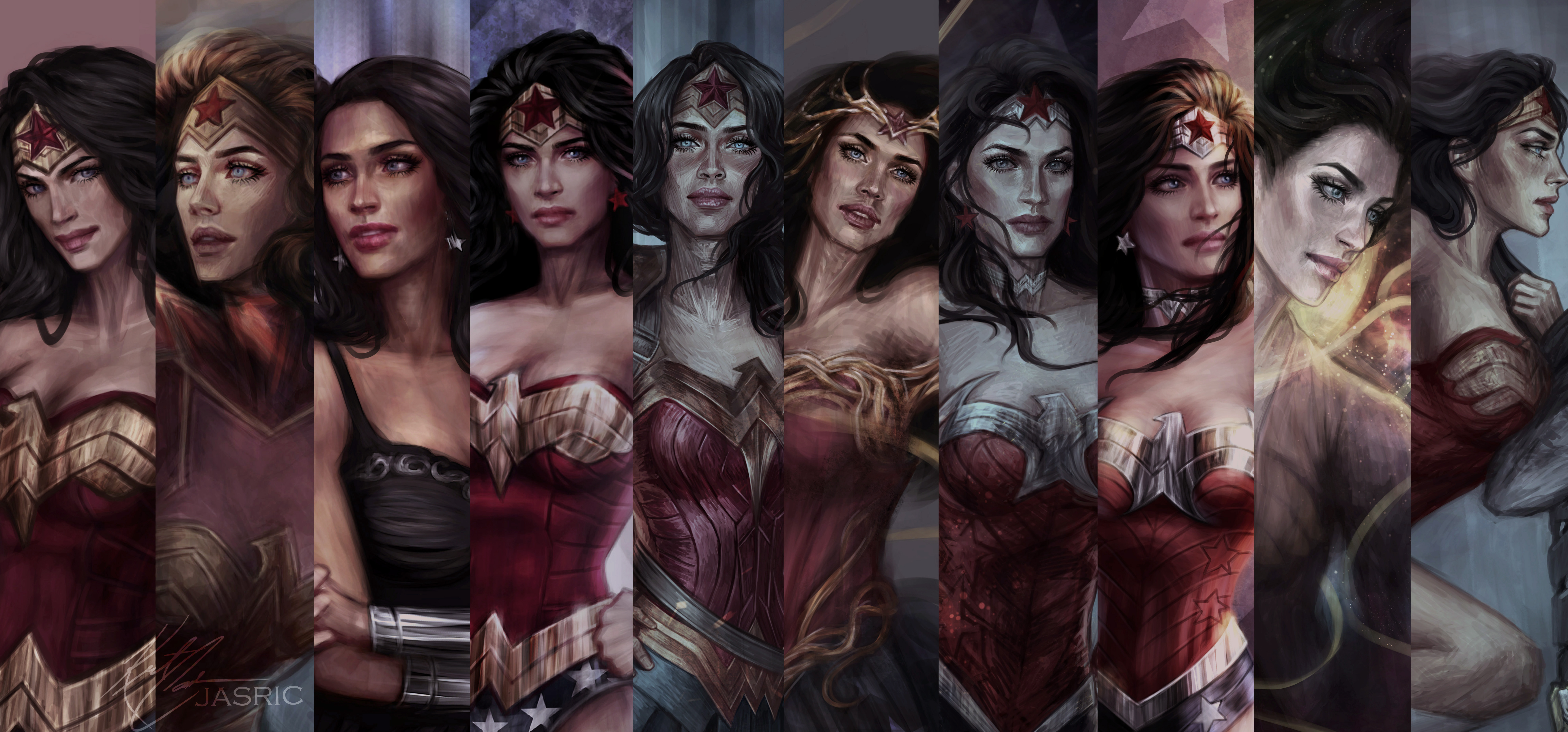 Wonder Woman Compilation