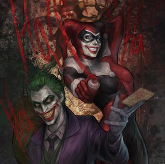 Joker x Harley