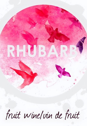Rhubarb - Half Case