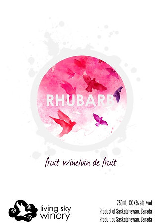 Rhubarb - Full Case