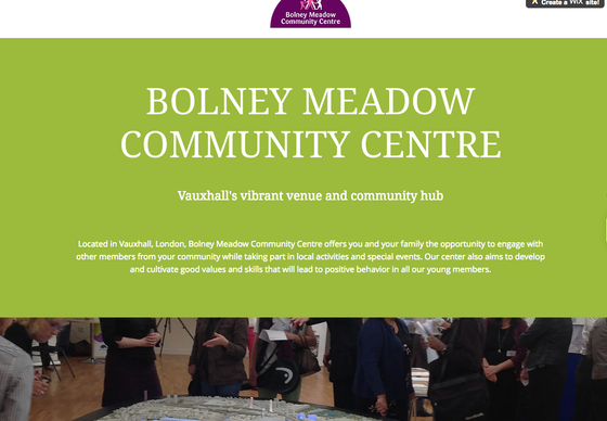 Bolney Meadow revamps its website