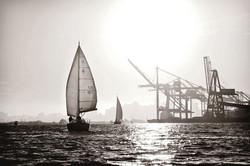 Oakland Harbor