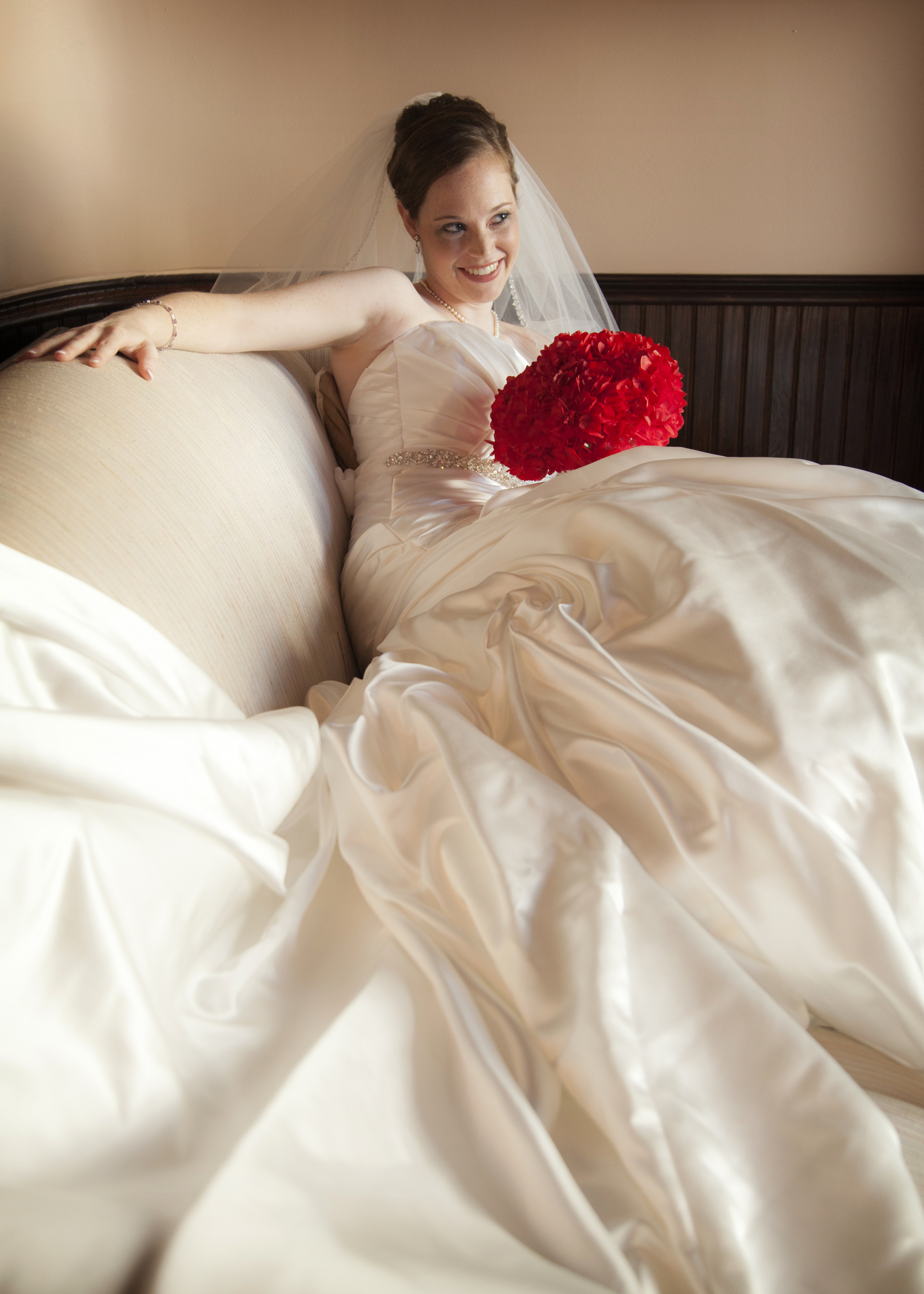 Kingwood bridal portraits