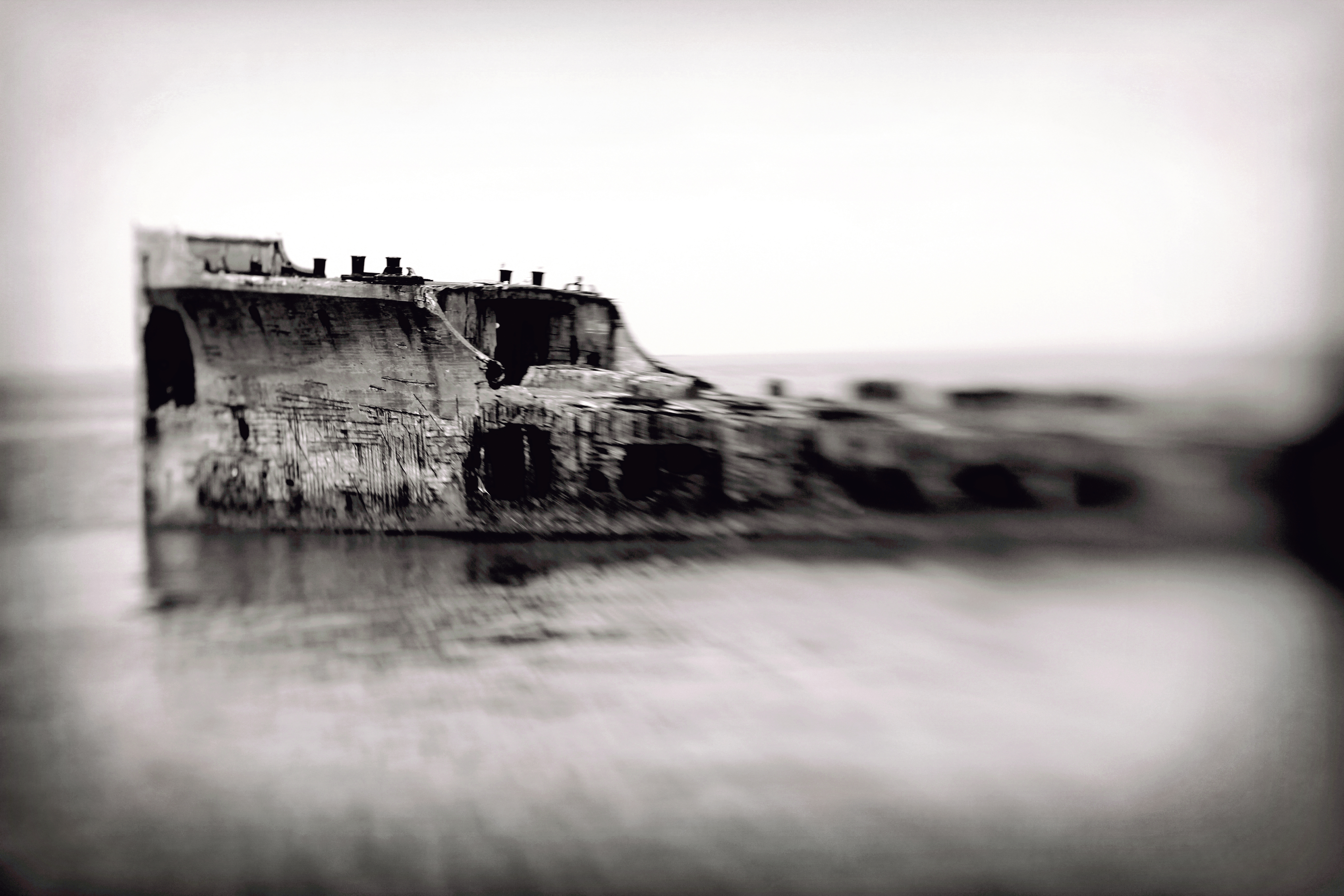 Concrete Ship, 2012