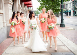 Downtown Houston wedding