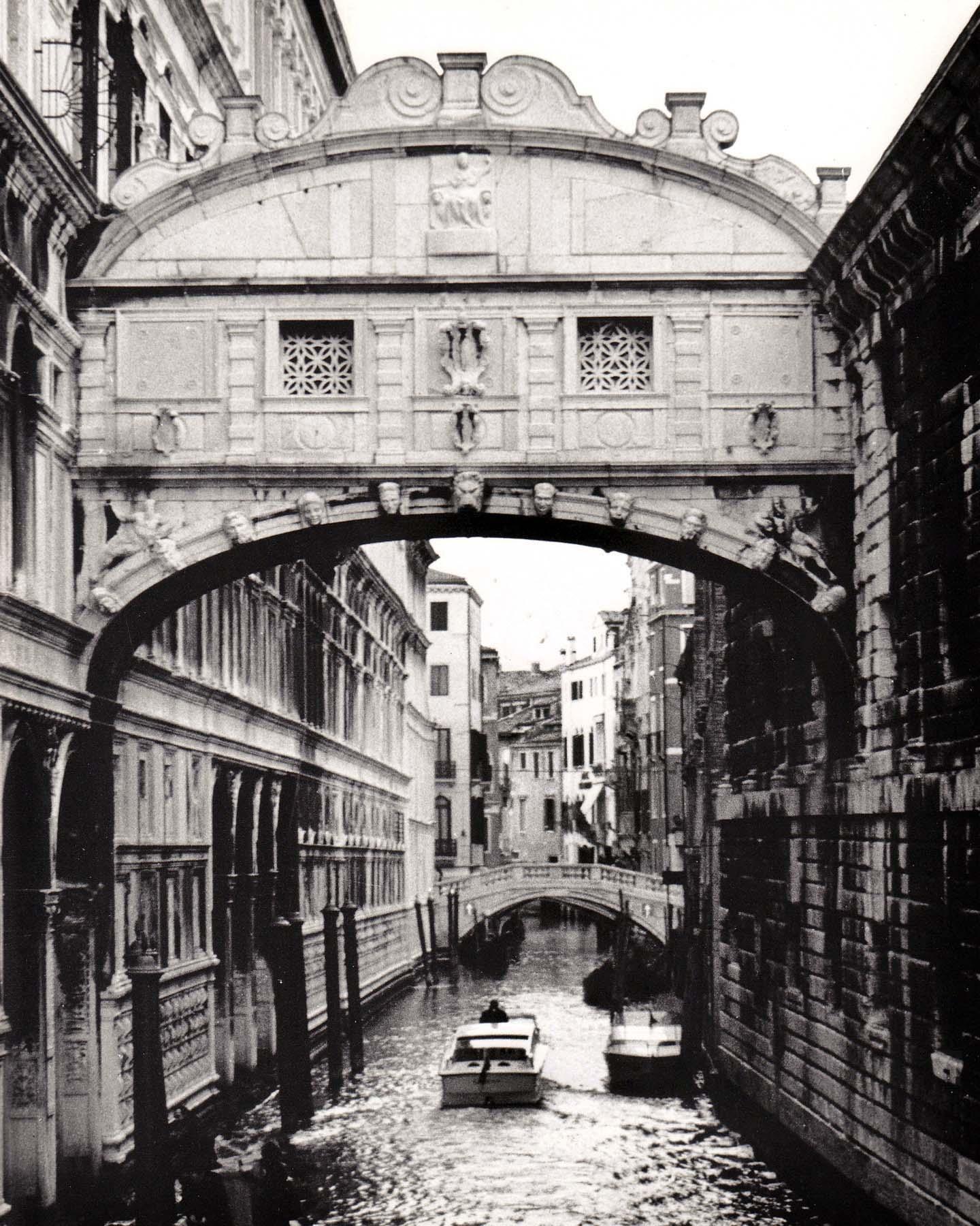 Ahhh...Venice