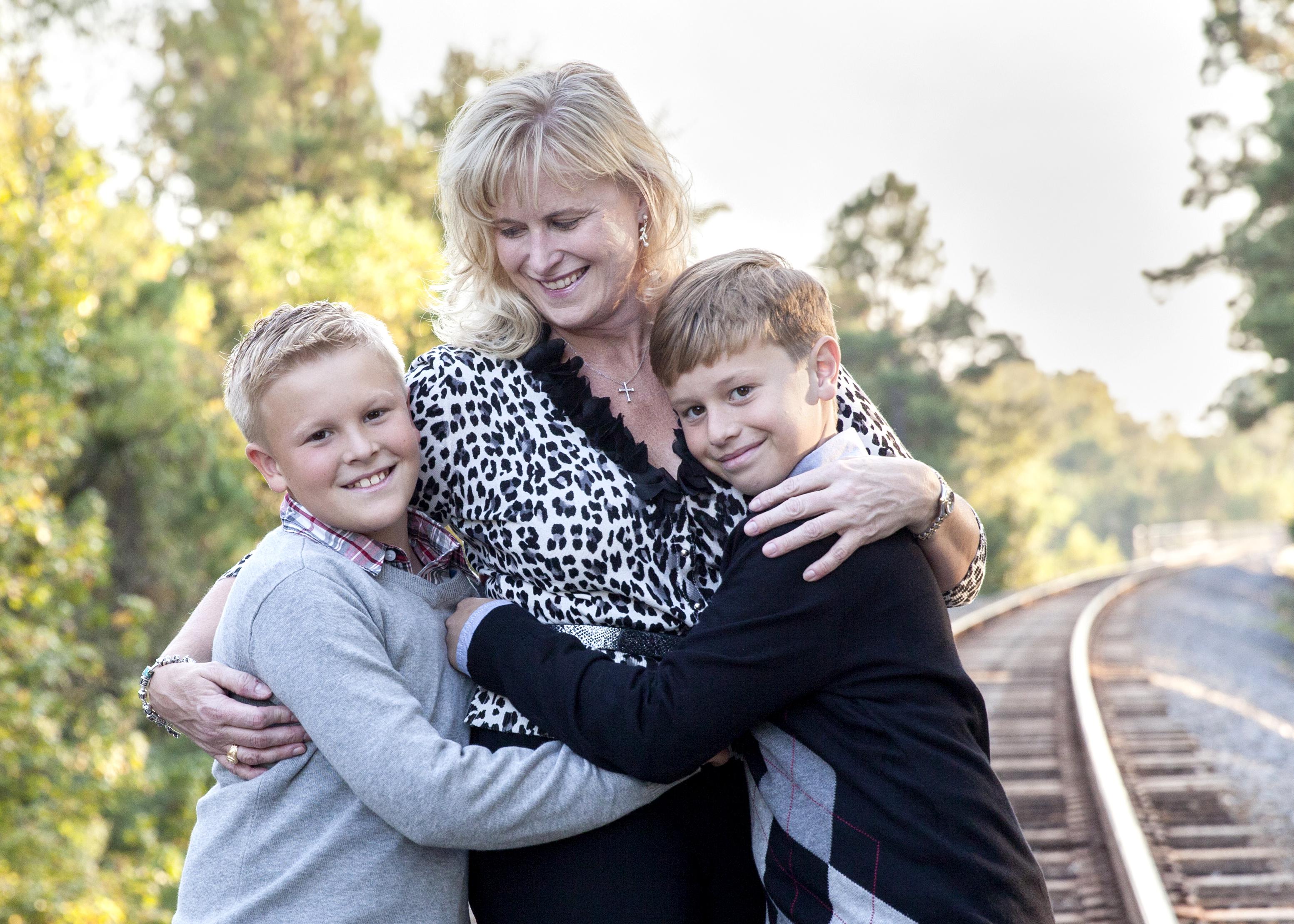 Kingwood family photography