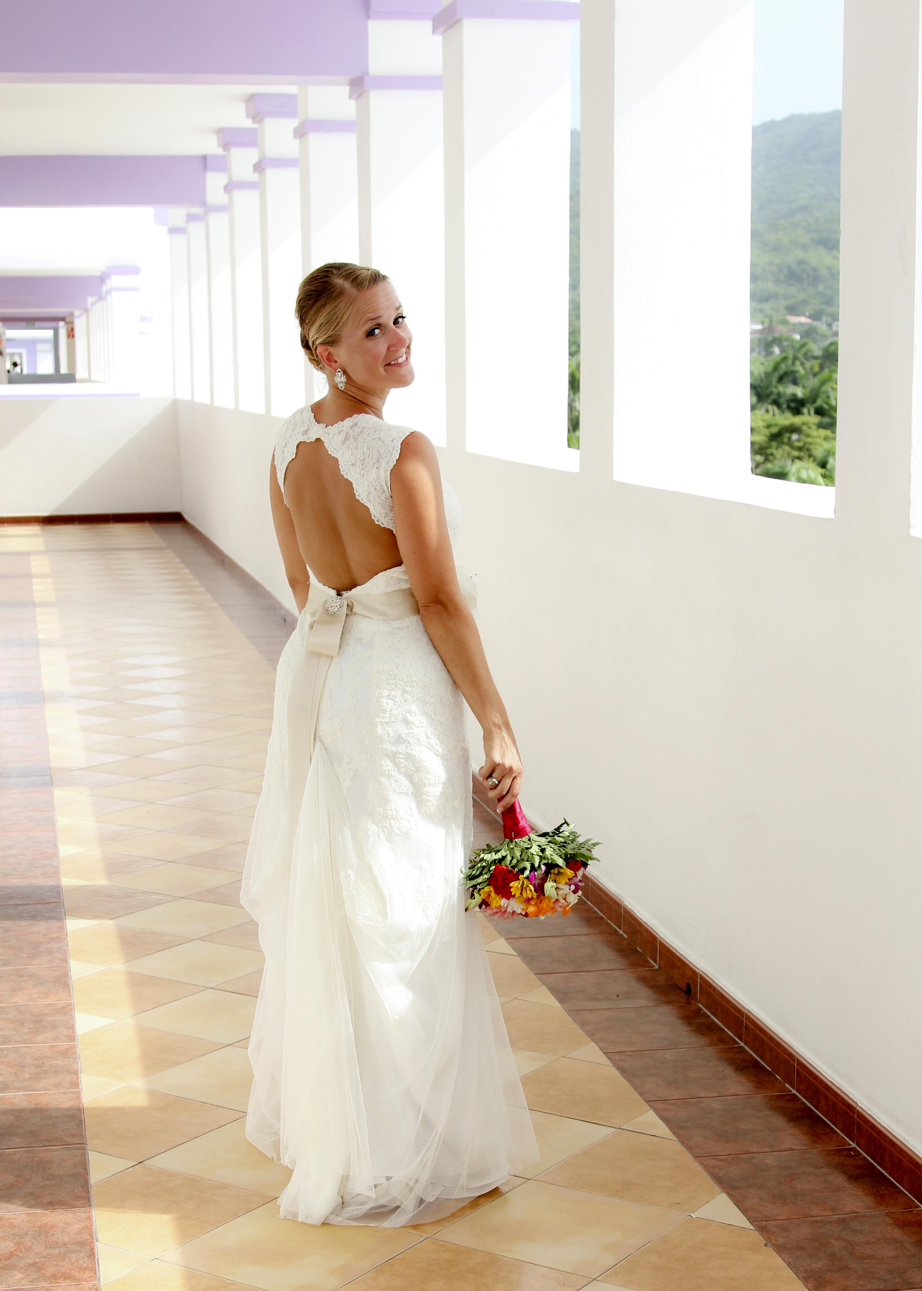 Jamaican Wedding - Jenifer