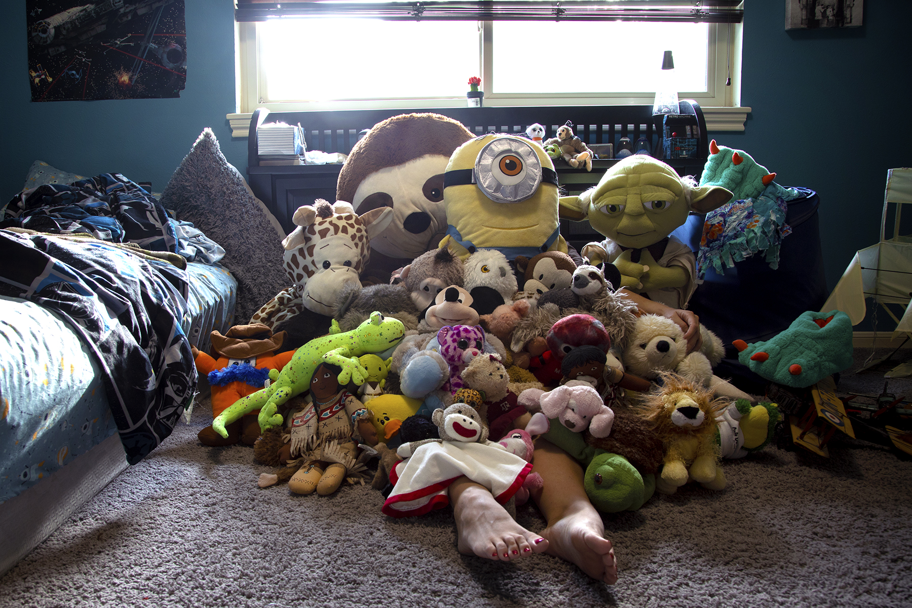 Surplus of Stuffies