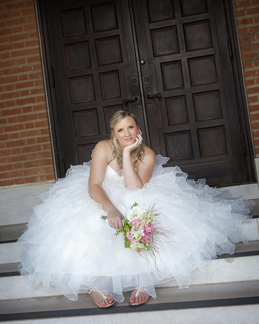 Rice University Bridal - Carrie Beth