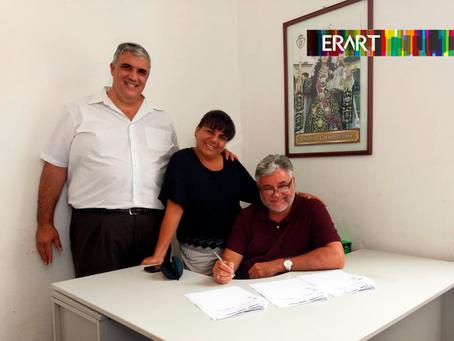 Convenio de cooperación entre ERART y la Beneficencia Pública de Lima
