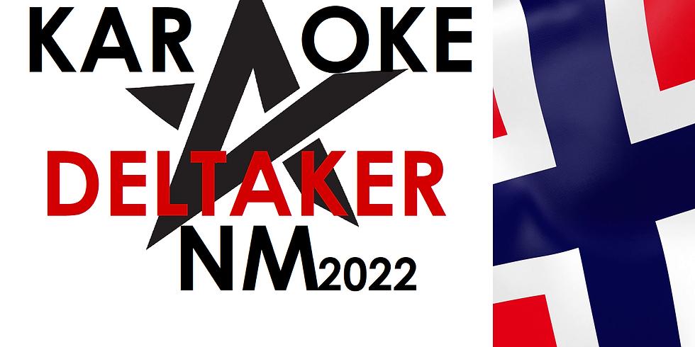 DELTAKER Karaoke NM Norge 2021