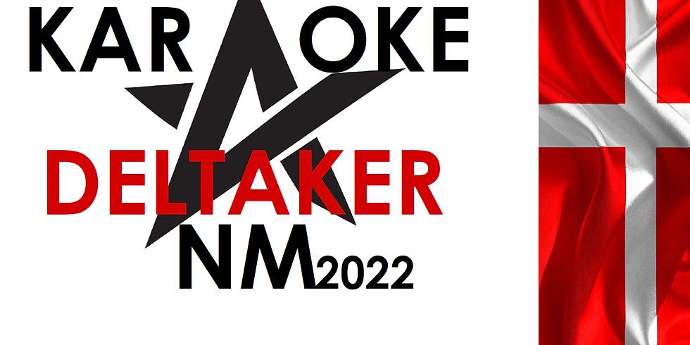 DELTAKER Karaoke NM Danmark 2021