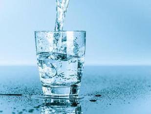 水、飲みましょう!