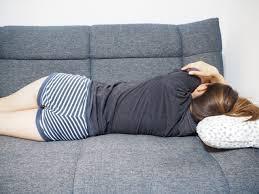 産後の疲れ