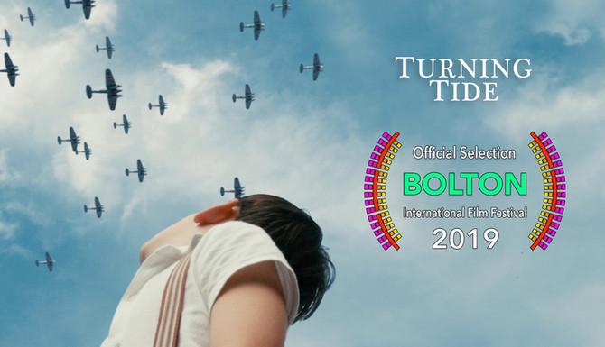 Screening at Bolton Film Festival