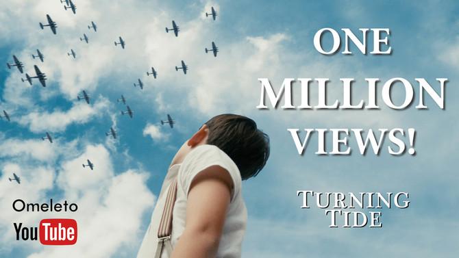 One Million Views!
