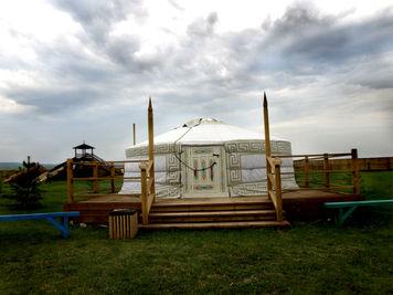 """Этно-парк """"Золотая Орда"""". Чтобы увидеть это место, просто позвоните: 8-3952-67-66-90 и закажите экскурсию."""