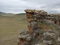 Долина каменных духов Тажеранская степь озеро Байкал