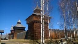 Архитектурно-этнографический музей Тальцы экскурсия