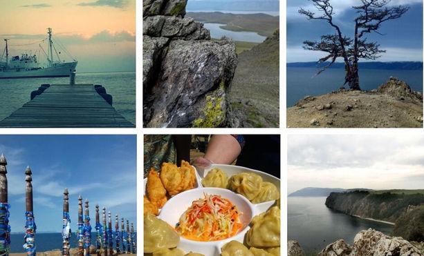 """Тур а Байкал """"Путь к Сердцу Байкал"""". Остров Ольхон. 7 экскурсий."""