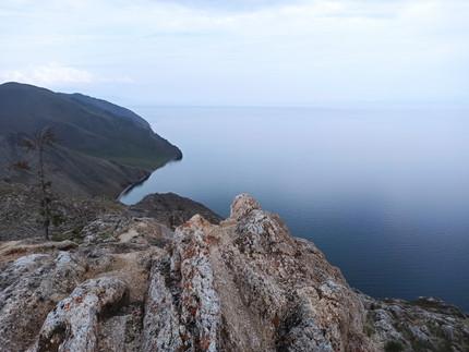 Тажеранский горный массив Тажеранская степь озеро Байкал
