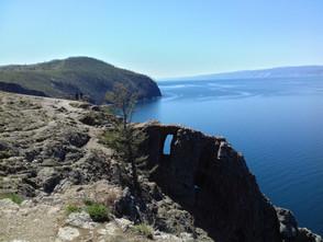 Остров Ольхон. Мыс Хобой