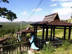 """Дацан """"Ринпоче Багша"""" на Лысой горе в Улан-Удэ. Чтобы увидеть это место, просто позвоните: 8-3952-67-66-90 и закажите экскурсию."""