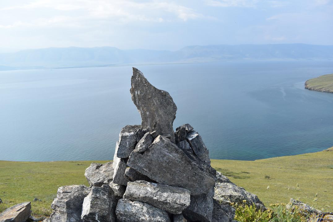 Остров Ольхон. Полуостров Кобылья голова