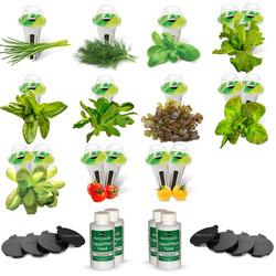 AeroGarden Salad Bar Mix Seed Pod Kit 24